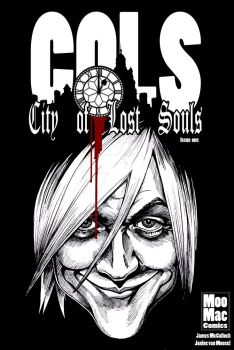 City of Lost Souls Cover by Janine-Douglas