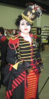Fanfare 11 Steampunk Lady by BreezwayMan