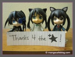 Thanks 4 the fave by meganekkochaser