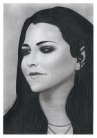 Amy Lynn Lee of Evanescence 4 by marker21