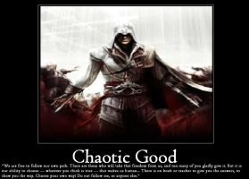 Chaotic Good by Chaser1992