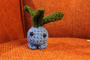 I made a little Oddish! by Tessa4244