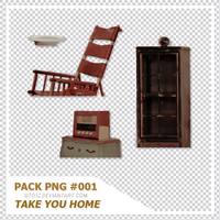 [PACK PNG #01] TAKE YOU HOME by DTD12
