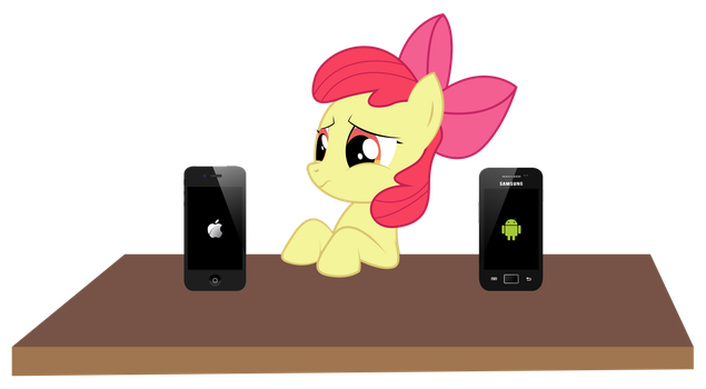 Apple Bloom, Choose Wisely by REPLAYMASTEROFTIME
