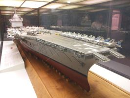 USS Enterprise (CVN-65) Model by rlkitterman