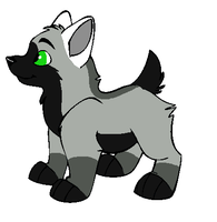 Crystal x Aero Puppy for Eaglestar101 by Twine-Adopts