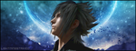 Noctis Signature - FFVXIII by LightningStrike0