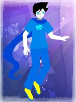 John Egbert God Tier by GrayAoi