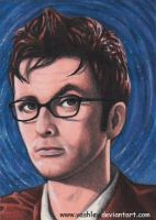 David Tennant by vashley