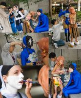 Behind the Scenes: MUA Vanille by the-sushi-monster
