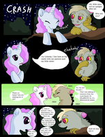 Discord X Celestia comic - Page 6 by VanillaMelodyPegasus