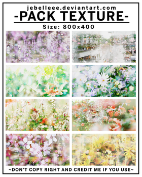 PACK TEXTURE #1 by Fleurouges