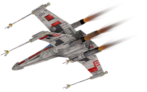 X Wing 2,12 by Cyborgerotica