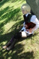 Alois Bleeding02DAY by MandaMafia17