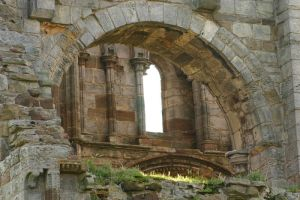 Whitby Abbey Ruins 9 by FoxStox