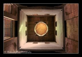 Labyrinth of my Big World by mido4design