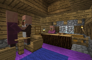Minecraft: Two Testificates on a Date? by CyberTheHedgehog270