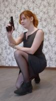 Agent Lisa 15 by Panopticon-Stock