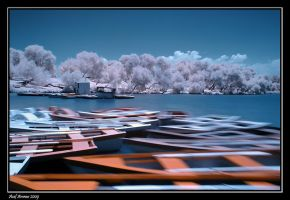 Moving Boats by amassaf