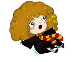 Hermione by FallOutGirlxD