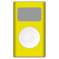 iPod Mini by deathmedic