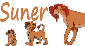 Suner by wolvesanddogs23