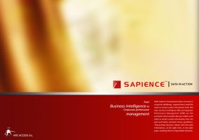 Sapience Brochure Option 1 by aliather