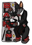 Conbadge - Blackstone by arazia