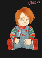 Chucky by GoreChick