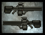 Contest Entry: Man-Portable Railgun by Great-5
