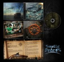 Smelly Pedros - Album cover by neverdying
