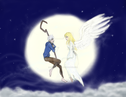 Jack and Angel by BillieJean485