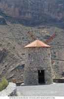 Windmill Stock by Colourize-Stock