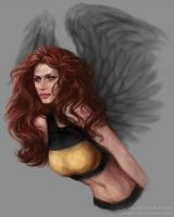 Shayera by jasric