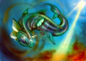 Lil' fish by redtenet