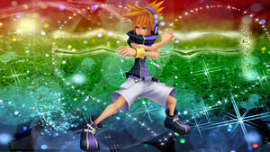 Neku Sakuraba Wallpaper by kari5