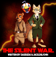 The Silent War Cover by JackOrJohn