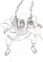 Jiraya sage mode by Lucas1996