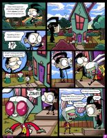Dib in Wonderland- Page 19 by Spectra22