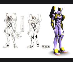 neon genesis evangelion by Pirate108