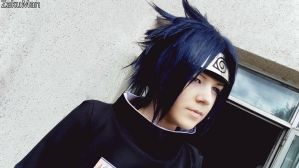 Sasuke by Stacy Gramm by StacyGramm