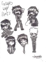 Gee Collage by MyxHarlequinxRomance