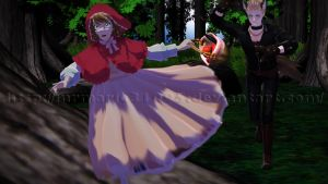 [MMD] Run for Life by MrMario31095