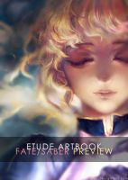 Etude: Saber preview by vtas