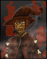 .:-Scarecrow-:. by Iddle-Diddle