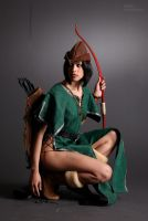Fantasy Scout - 1 by mjranum-stock