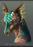 Argonian by ulven-f