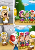 Mario Project 2 pg. 28 by RUinc
