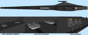 Dreadnought Side and Weapons by Myrik-Tylo