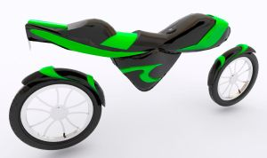 motorcycle body kit by Power-Excelsior